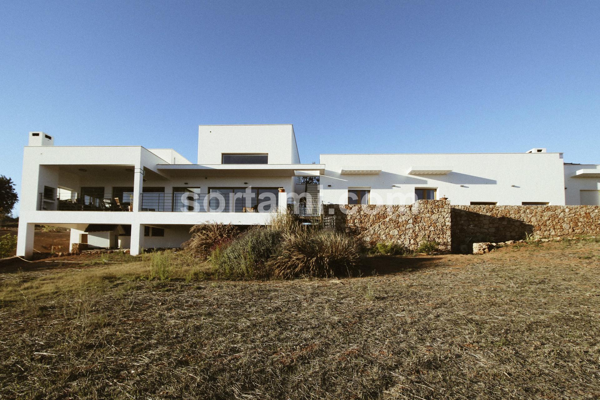 Moradia Isolada T4 em Silves - São Bartolomeu de Messines para Venda