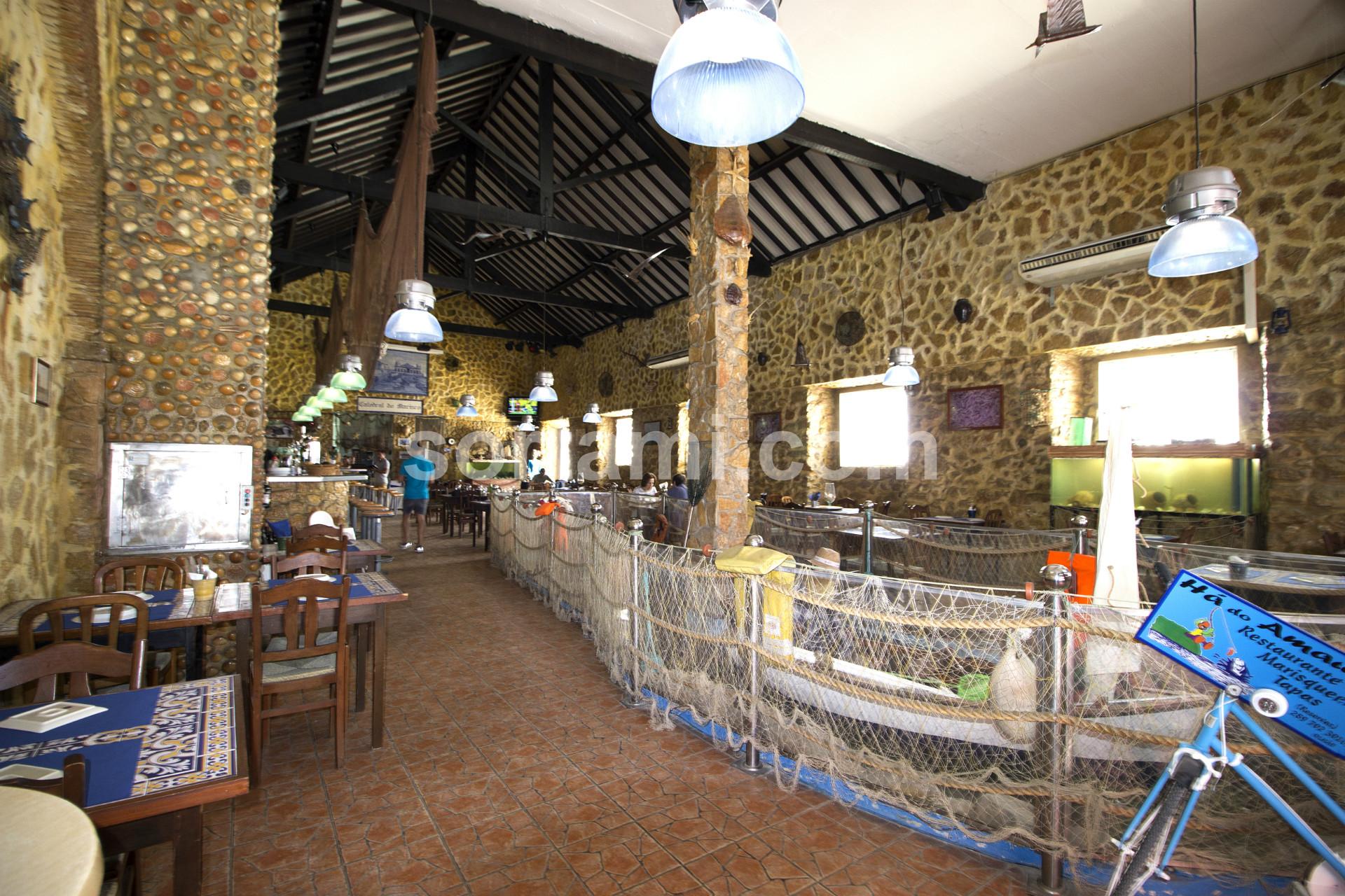 Restaurante, Faro, Olhao