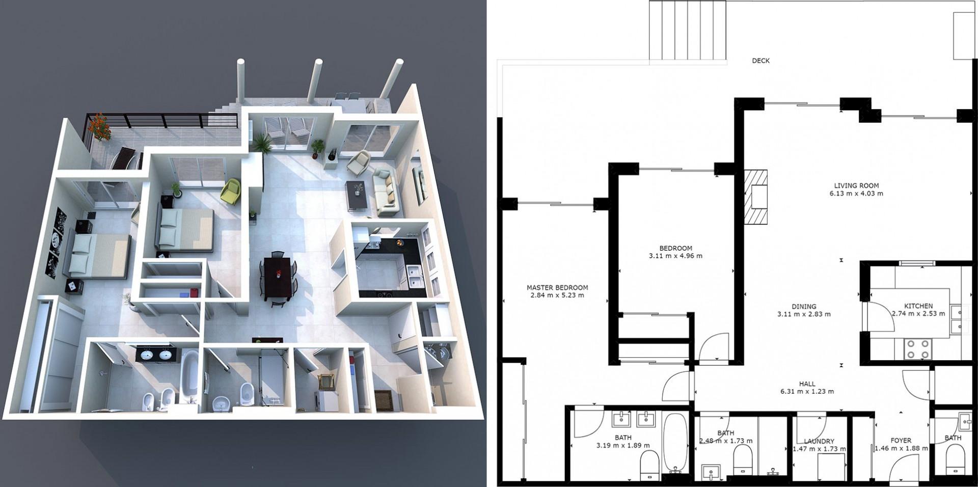 Apartamento T2, Faro, Vilamoura